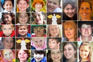 Victims of the Sandy Hook Elementary Shootings--Photo Courtesy: TIME