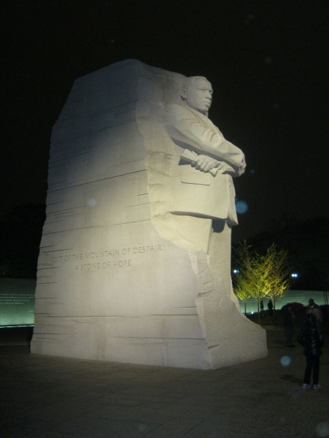 "The Martin Luther King Jr. Memorial opened 48 years following the ""I Have a Dream Speech"" delivery."